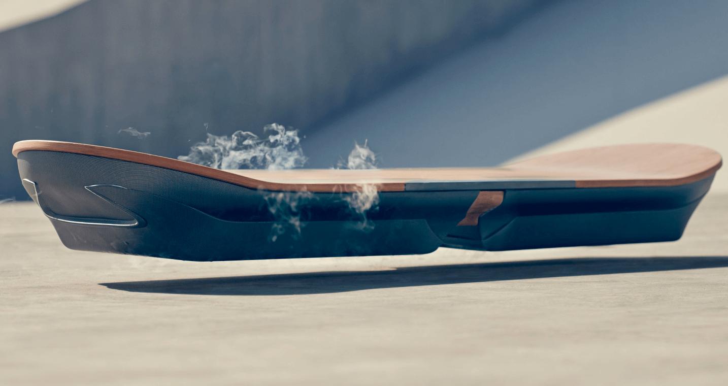 Lexus nos presenta su Hoverboard