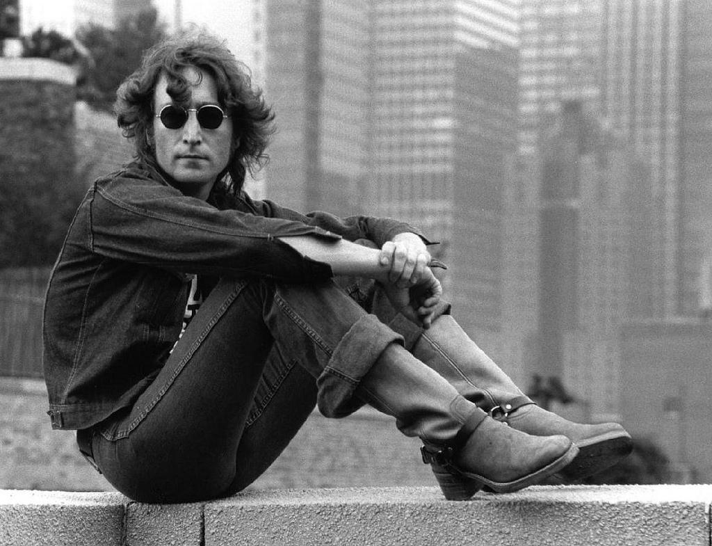 Un año más sin John Lennon