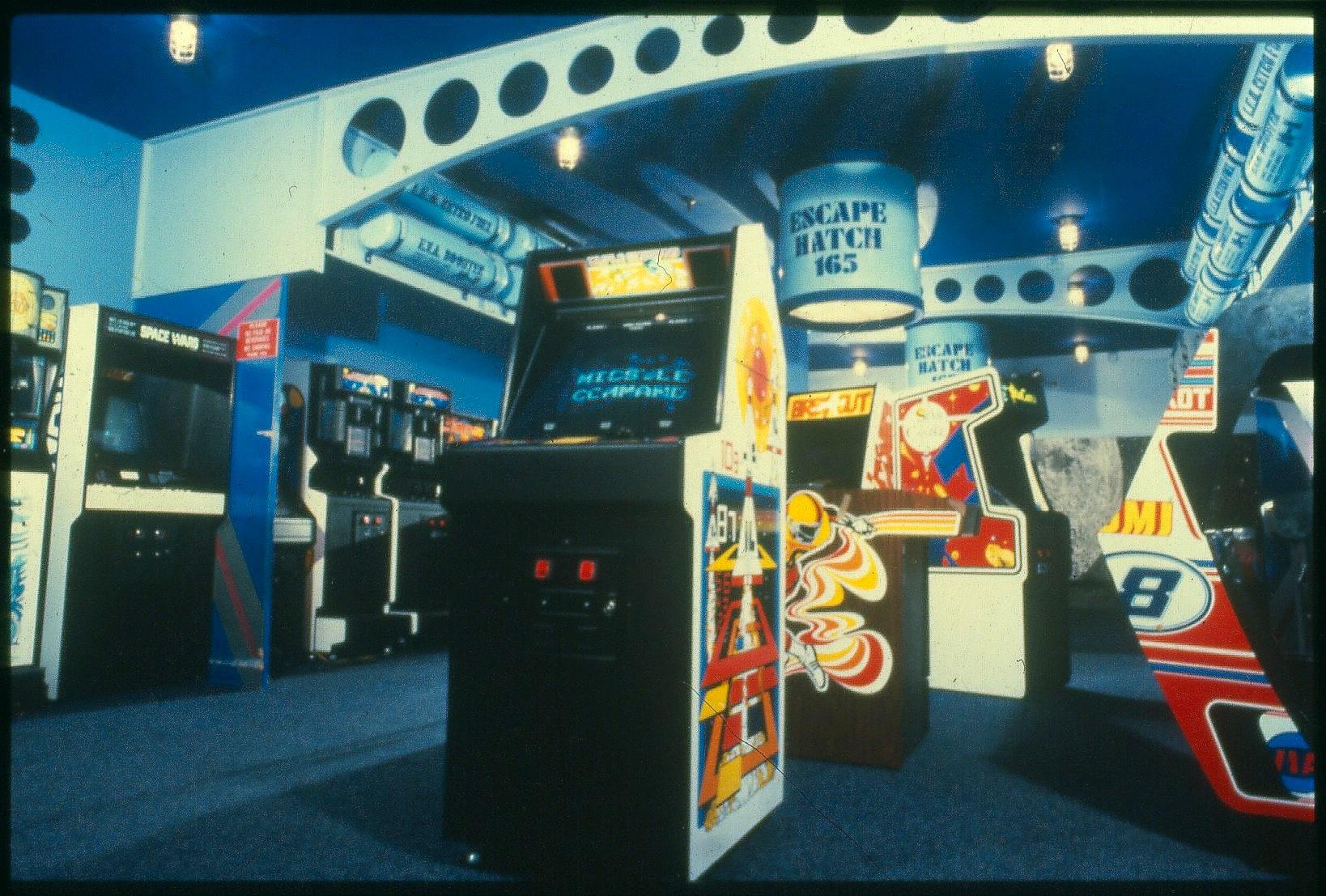 Bit Memories: Los últimos días del arcade