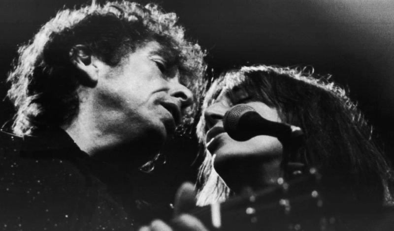 Patti Smith asistirá por el premio Nobel de Bob Dylan | Digger