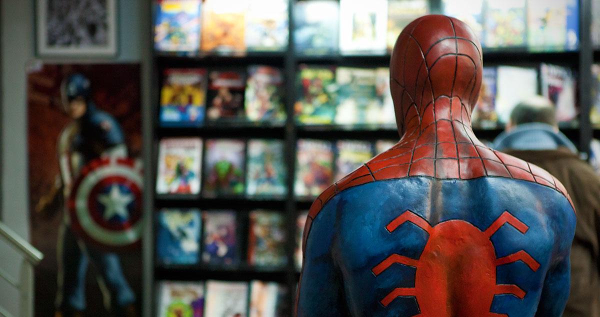 Comics y videojuegos, el lado B de la literatura y el entretenimiento