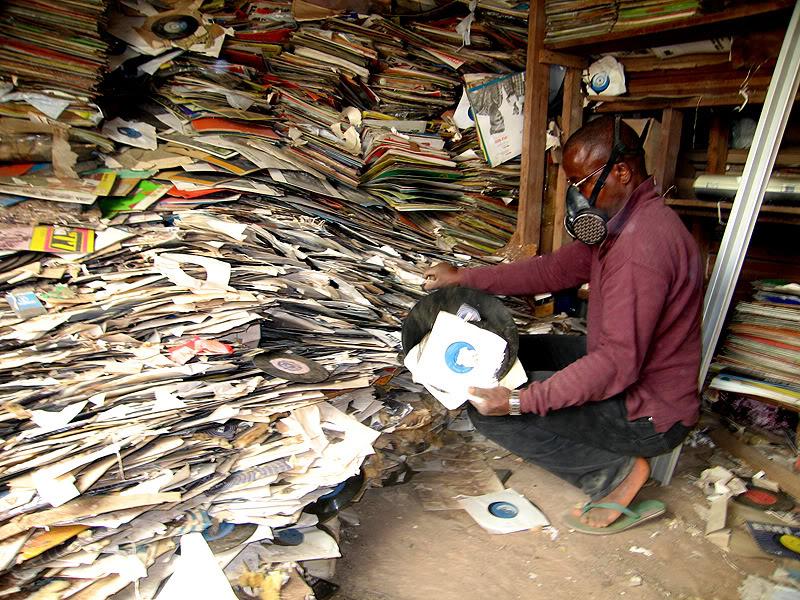 Revancha: William Onyeabor y los sonidos nigerianos