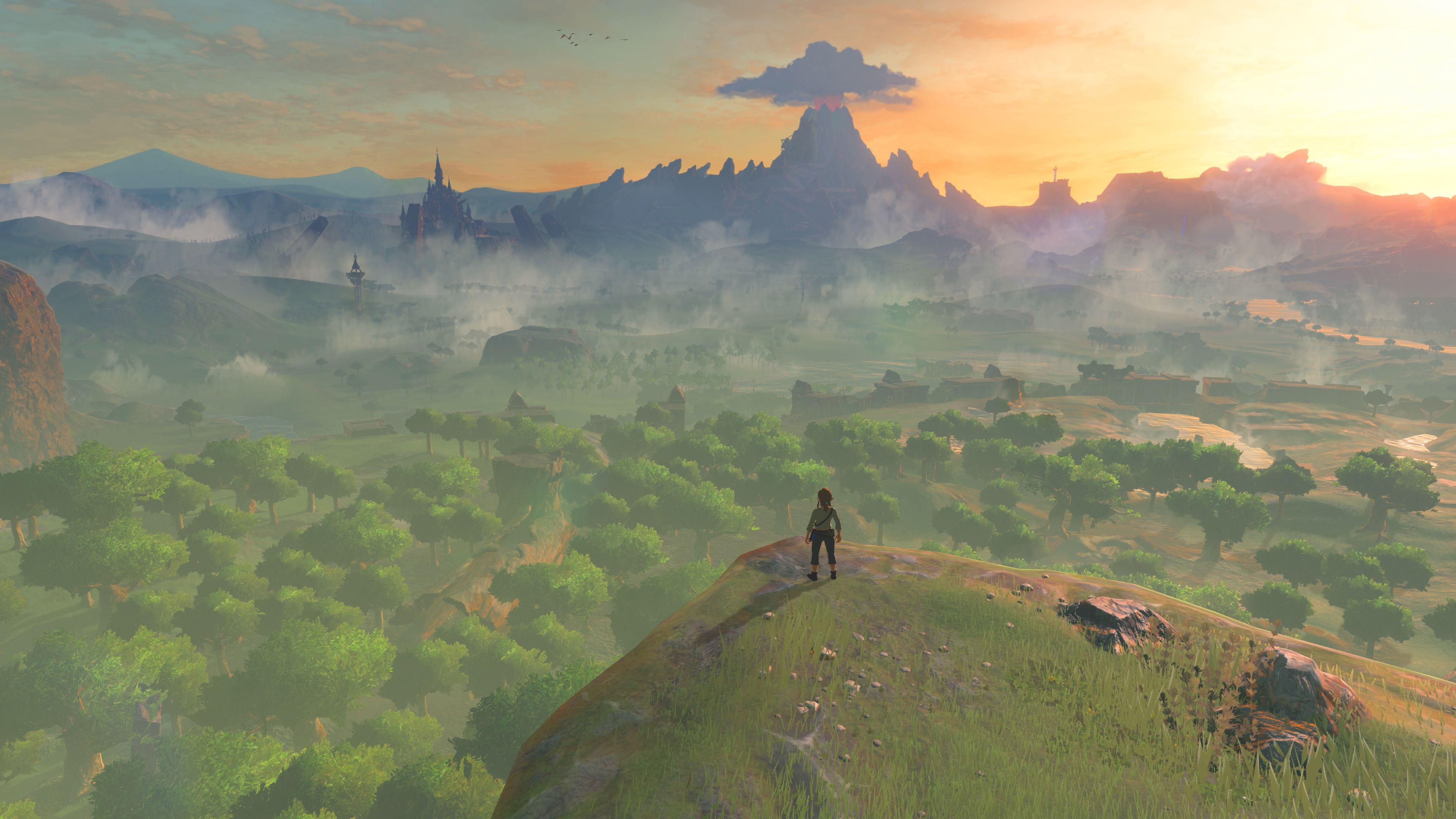 The Legend of Zelda: Breath of the Wild, entre el renacimiento y el ocaso de Nintendo