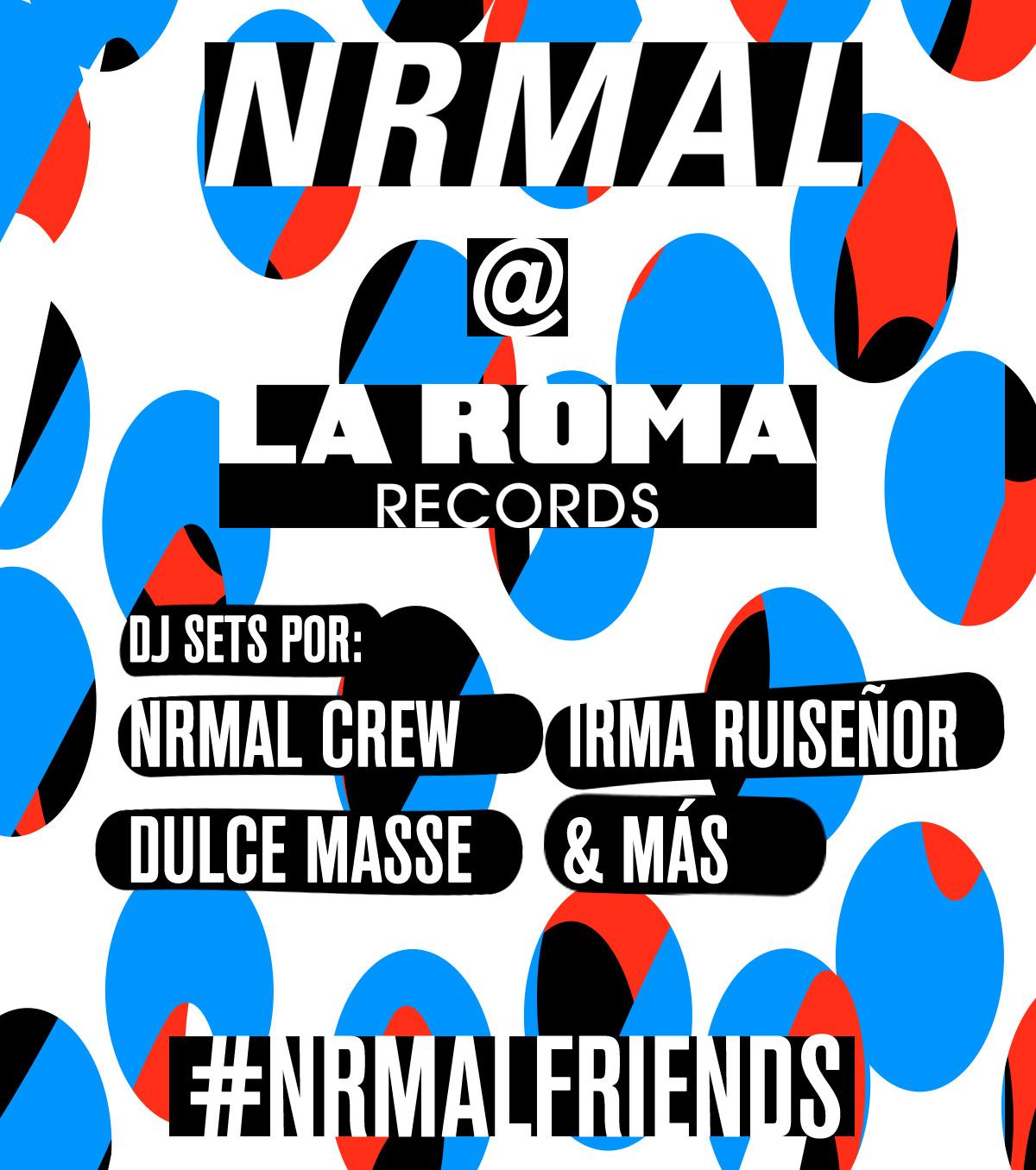 La Roma Records  NRMALDAY en La Roma Records