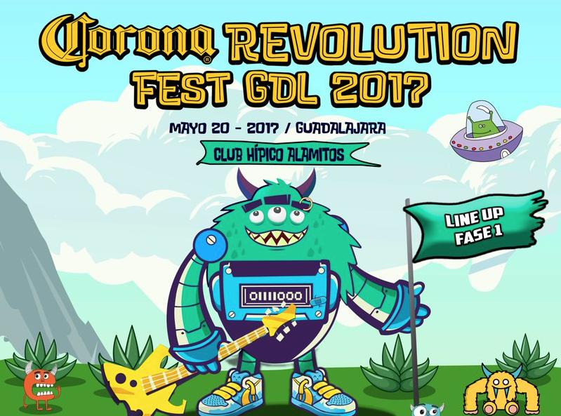 Die Antwoord y Richie Hawtin encabezan el Revolution Fest