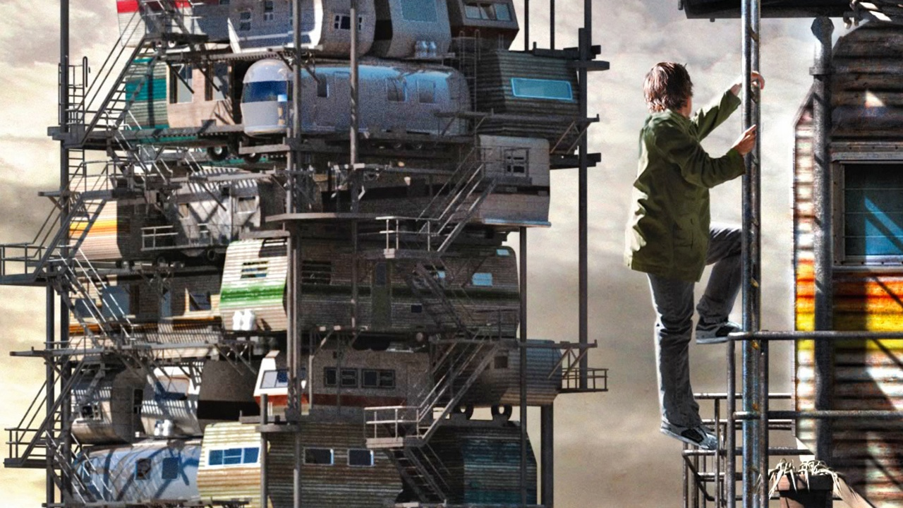 ¿A que suena Ready Player One?