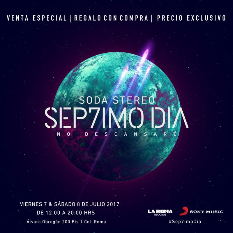 La Roma Records presenta #Sep7imoDía