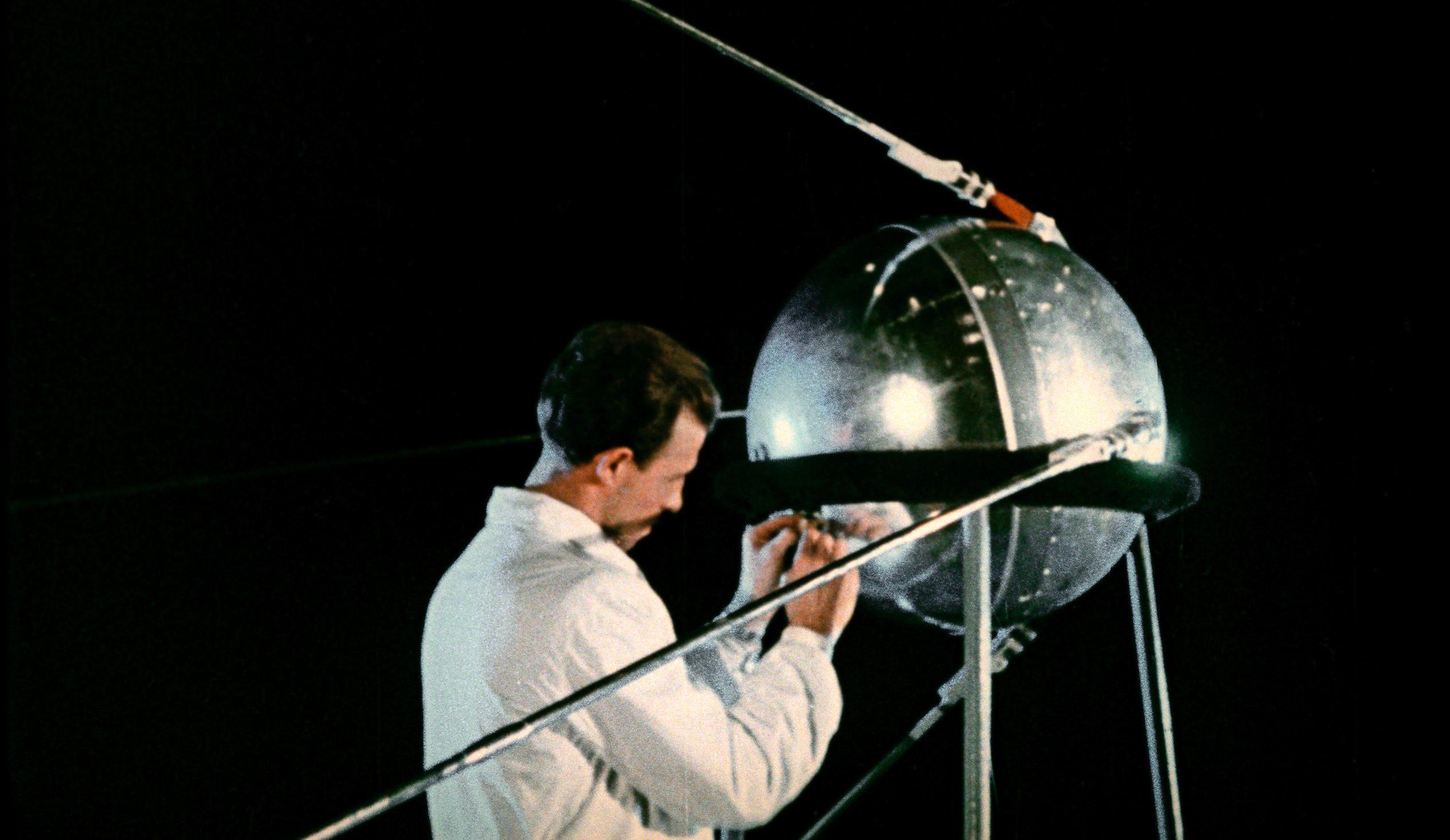 Los sonidos del espacio: el Sputnik 1