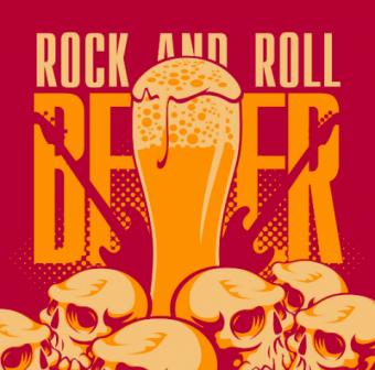 Del metal al hard rock y una ¿Premium Lager?