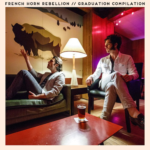"""French Horn Rebellion comparte un nuevo single +  """"Graduation Compilation"""""""