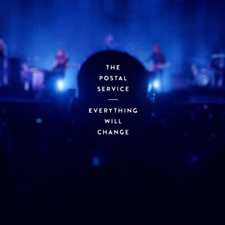 The Postal Service estrena álbum en vivo