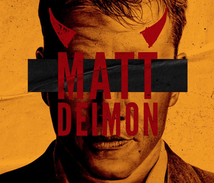 "3MR: Impacto de adrenalina, escucha ""Matt Deimon"""