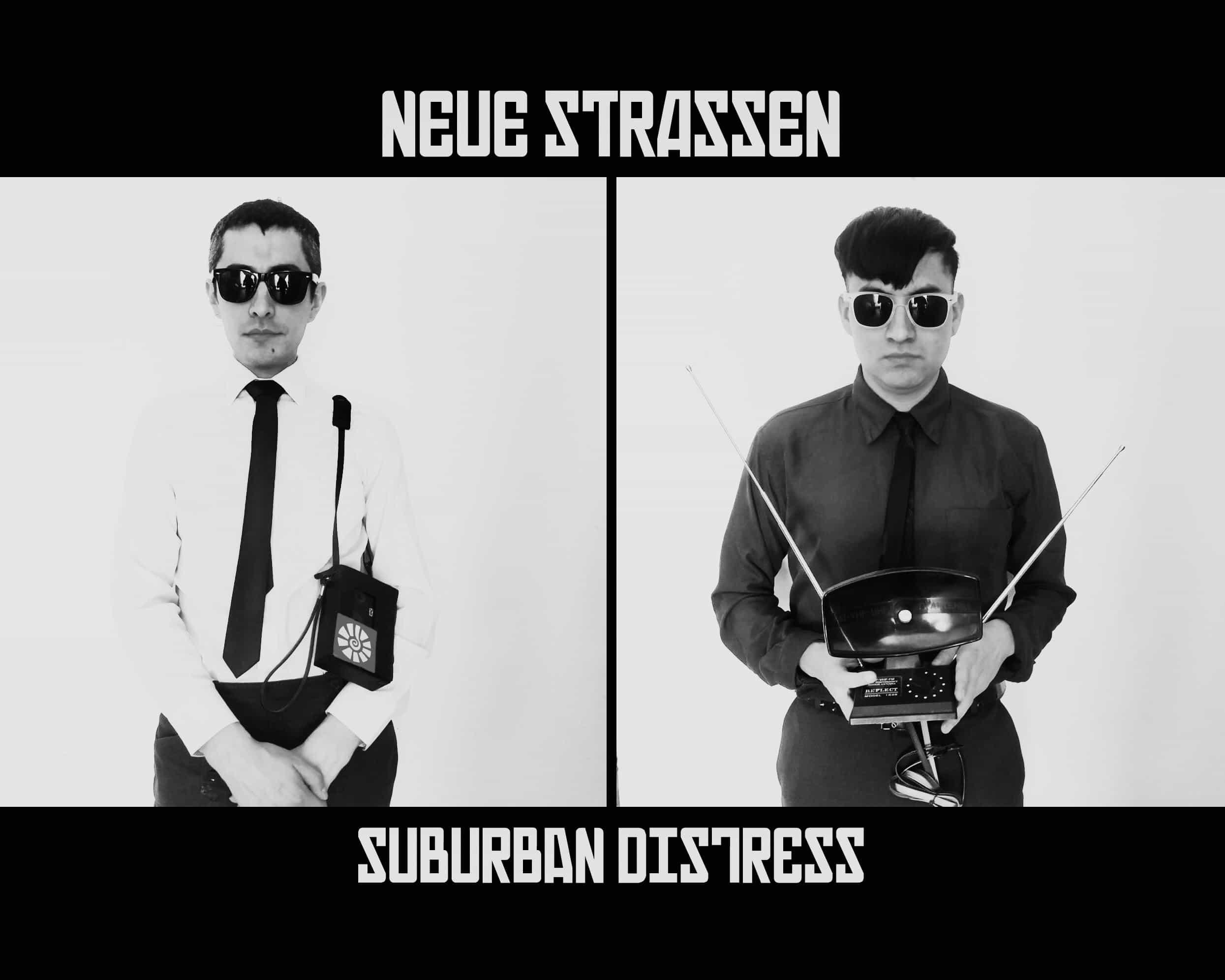 """Neue Strassen: Plasmar el legado de una generación, escucha """"Suburban Distress"""