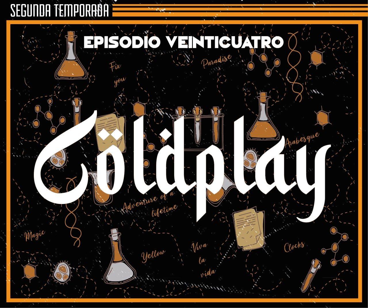 Coldplay: Atmósferas de pianos y sintetizadores volando por doquier
